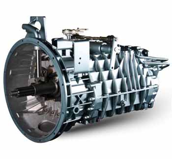 SINOTRUK HOWO-HW10-10 Speeds series transmission