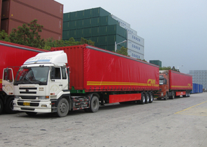 13m Drop Curtain Side Trailer with 3 Axles for Bulk And Case Packed Cargos,Drop Side Semi Trailer
