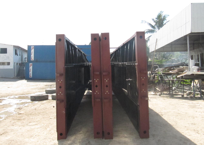 OEM flatbed semi trailer,FlatBed Semi trailer CKD and SKD for Oversea Manufacturer