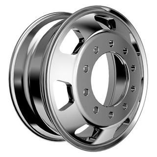 Forged aluminum wheel For Truck Trailers_GETHT063_22.5x8.25
