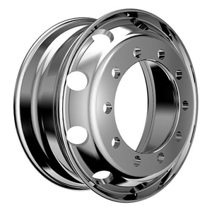 Forged aluminum wheel For Truck Trailers_GETHT056_22.5x8.25